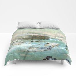 Emerald River Comforters