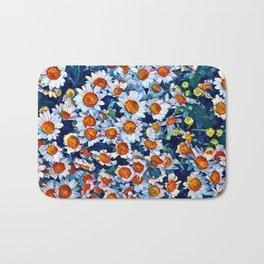 chrydsanthemum Bath Mat