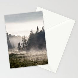 in the mist Stationery Cards