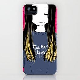 Tachibana Lita 20171001 iPhone Case