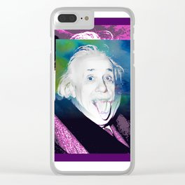 Imagination Ks Clear iPhone Case