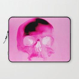 Magenta Skull Laptop Sleeve