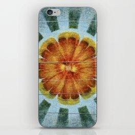 Bacterially Pattern Flower  ID:16165-042044-49241 iPhone Skin