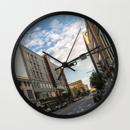 Charest blv - Old Quebec Wall Clock
