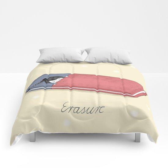 Erasure Comforters