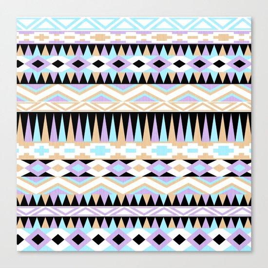 Pattern Play Canvas Print