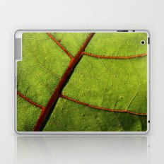 Leaf Veins II Laptop & iPad Skin