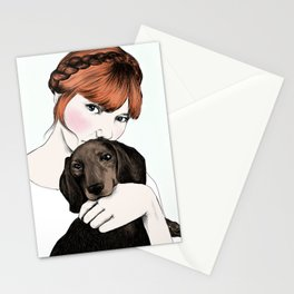 Emily and Arthur Miller Stationery Cards