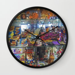 vintage store Wall Clock
