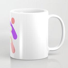 Alphabet Initial E Monogram Coffee Mug