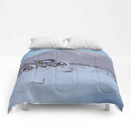 Rusted Plow Comforters