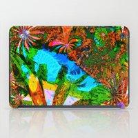 aloha iPad Cases featuring Aloha by Glanoramay