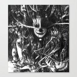 Carnevale Canvas Print