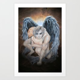 Worth dying for Art Print