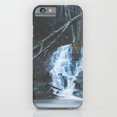 Emerging waterfall after the flood Slim Case iPhone 6s