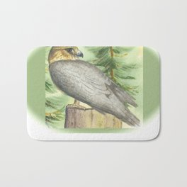 Merlin Falcon (Keir) Bath Mat