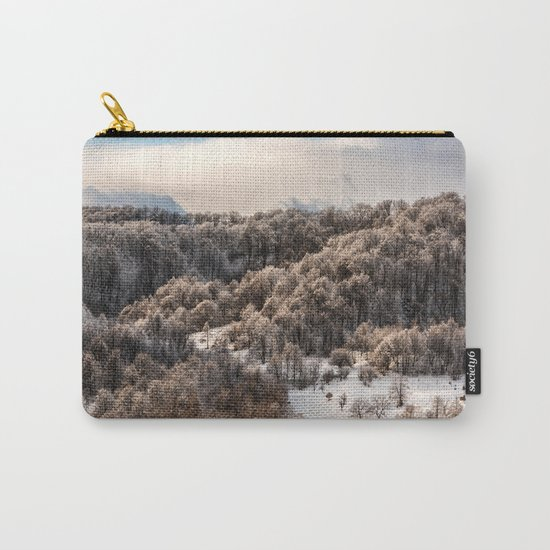 Winter Landscape 3 Carry-All Pouch