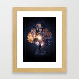 Dead Dreamer Full Cast Framed Art Print
