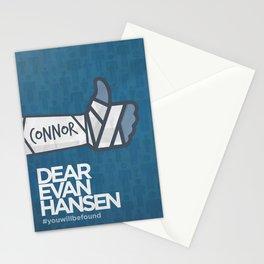 Dear Evan Hansen - Minimalist Broadway Poster Stationery Cards