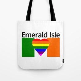 Ireland Gay Wedding Tote Bag