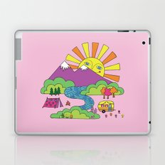 My Happy Place Laptop & iPad Skin