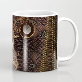 Steampunk, gallant design Coffee Mug