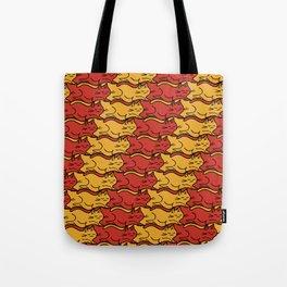 Tesselcats Tote Bag
