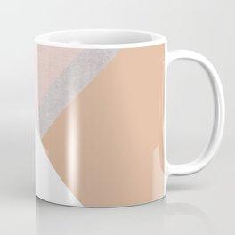 Winter Geometry Coffee Mug
