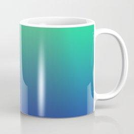 Green Blues Coffee Mug