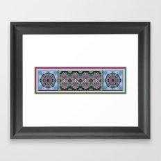 Hawaiian Garden 3 Framed Art Print