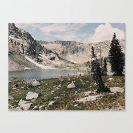 Lake Solitude Canvas Print