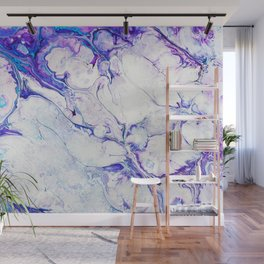 Jewel Rock #abstract #pattern #marble Wall Mural