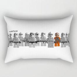 Spartacus Star Wars LEGO - Luke Pilot Rectangular Pillow
