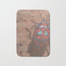 Stink Bug 2 Bath Mat