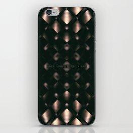 Goes Bump In The Night iPhone Skin
