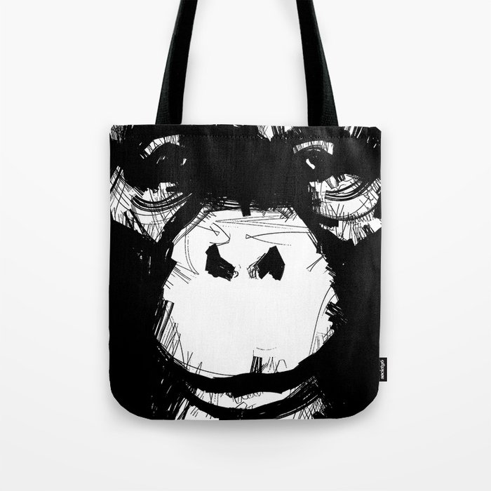 Everything's More Fun With Monkeys! Tote Bag