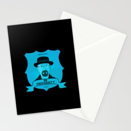 Breaking Bad University Stationery Cards