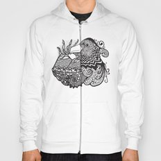 Conscious State Of Dreaming BW Hoody