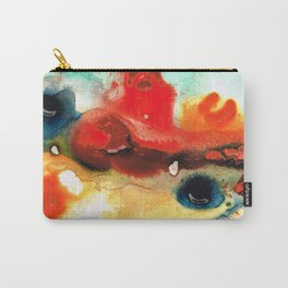 Abstract Art - No Limits - By Sharon Cummings Carry-All Pouch