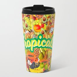 Tropicalia Fruits Travel Mug