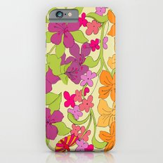 Summer Floral iPhone 6s Slim Case