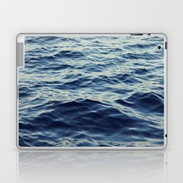 Water Waves Laptop & iPad Skin