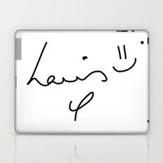Louis Tomlinson - One Direction Laptop & iPad Skin