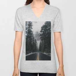 Forest Way Unisex V-Neck