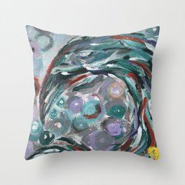 Opposed:02 Throw Pillow