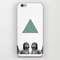 ⊕ Green Angels ⊕ iPhone & iPod Skin