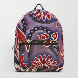 Funky Flowers Backpack