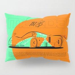 Sport Car Pillow Sham
