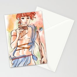 Onew is Faun Stationery Cards