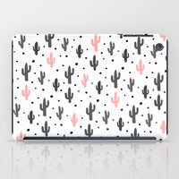 cactus iPad Cases featuring Cactus  by Make-Ready